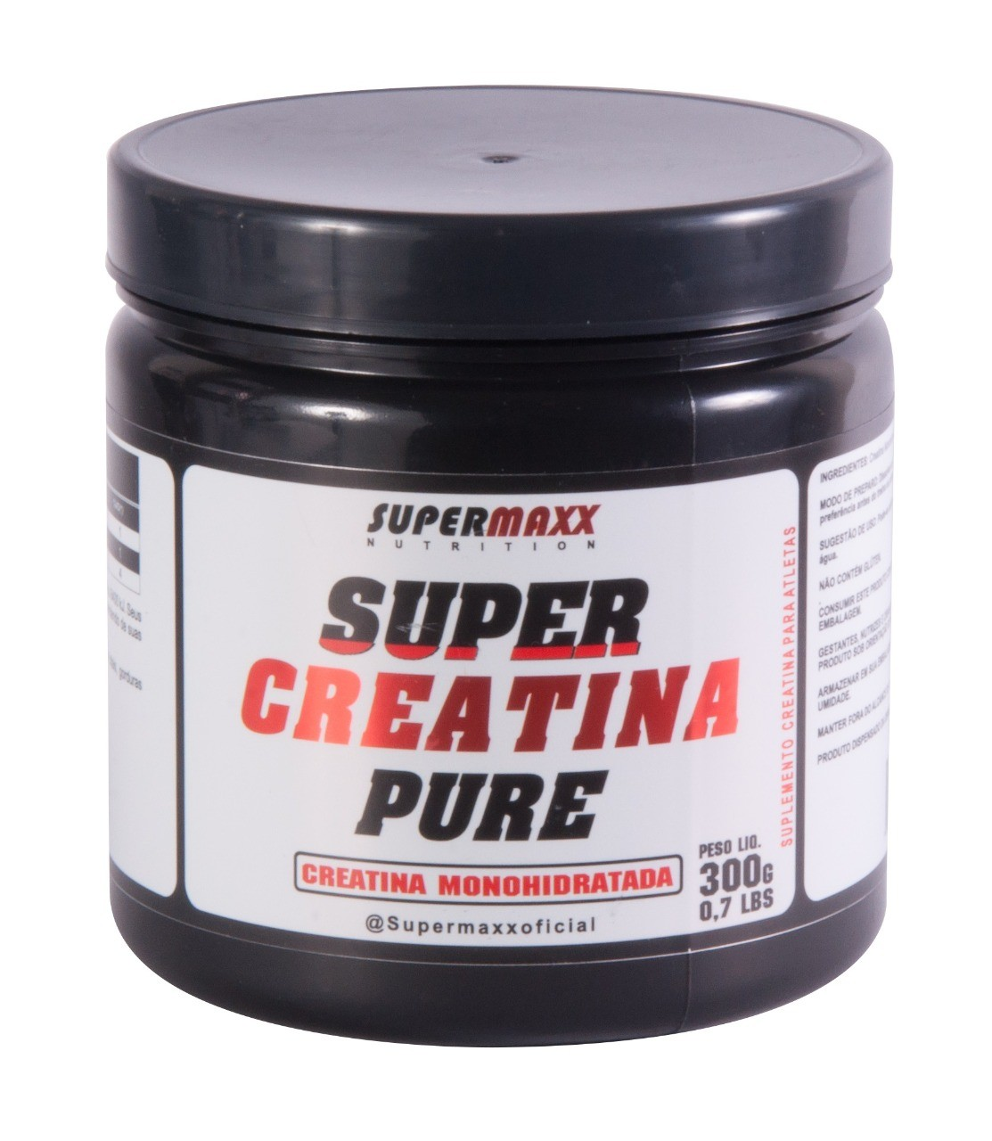 Foto 1 - Creatina 300g. SuperMaxx
