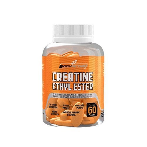 Foto 1 - Creatine Ethyl Ester - 60 tabletes - BodyAction