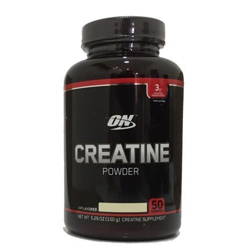 Foto 1 - Creatine Powder - 150g Sem Sabor - Optimum Nutrition
