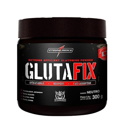 Foto 1 - Glutafix - 300g Neutro - Integralmédica