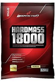 Foto 1 - Hard Mass 1.5 Kg Baunilha Body Action