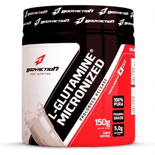 Foto 1 - L - Glutamine - 150g - BodyAction
