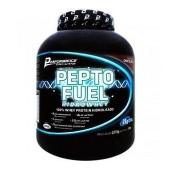 Foto 1 - Pepto Fuel Hydro Whey 2273g Chocolate - Performance Nutrition