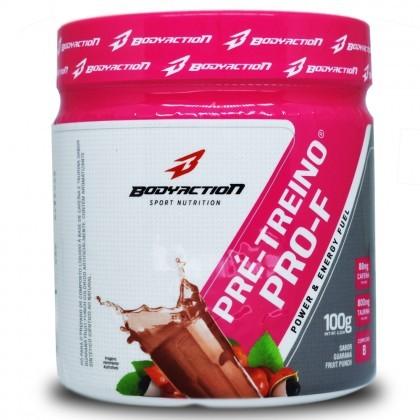 Foto2 - Pré Treino Pro-F Pre-Workout BodyAction