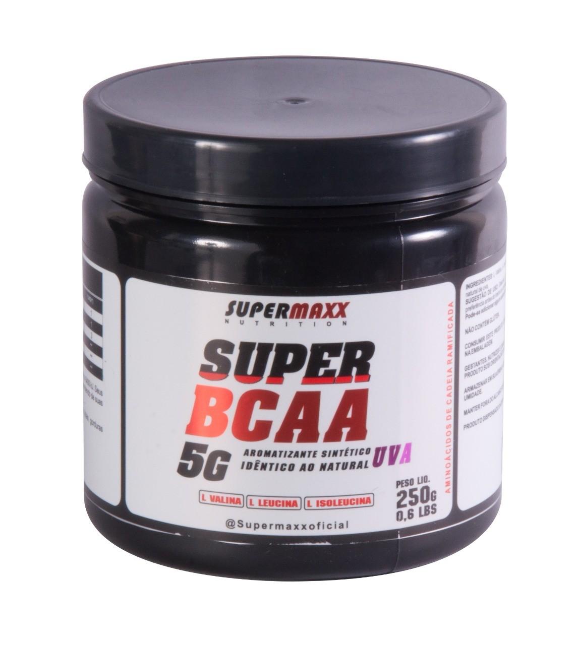 Foto 1 - Super BCAA 250G SuperMaxx