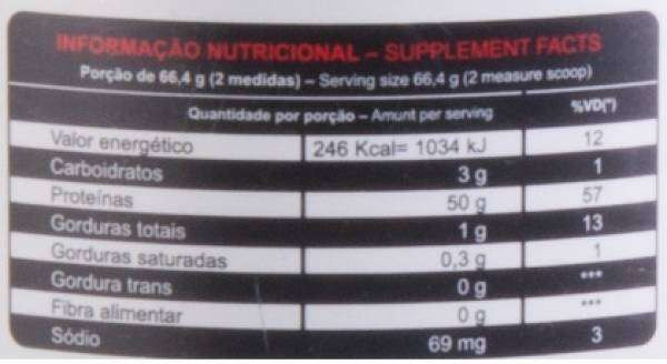 Foto2 - Super Whey Isolada Chocolate 2Kg. SuperMaxx