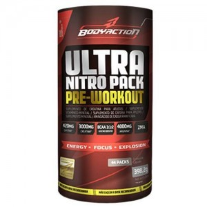 Foto 1 - Ultra Nitro Pack - 44 packs - BodyAction