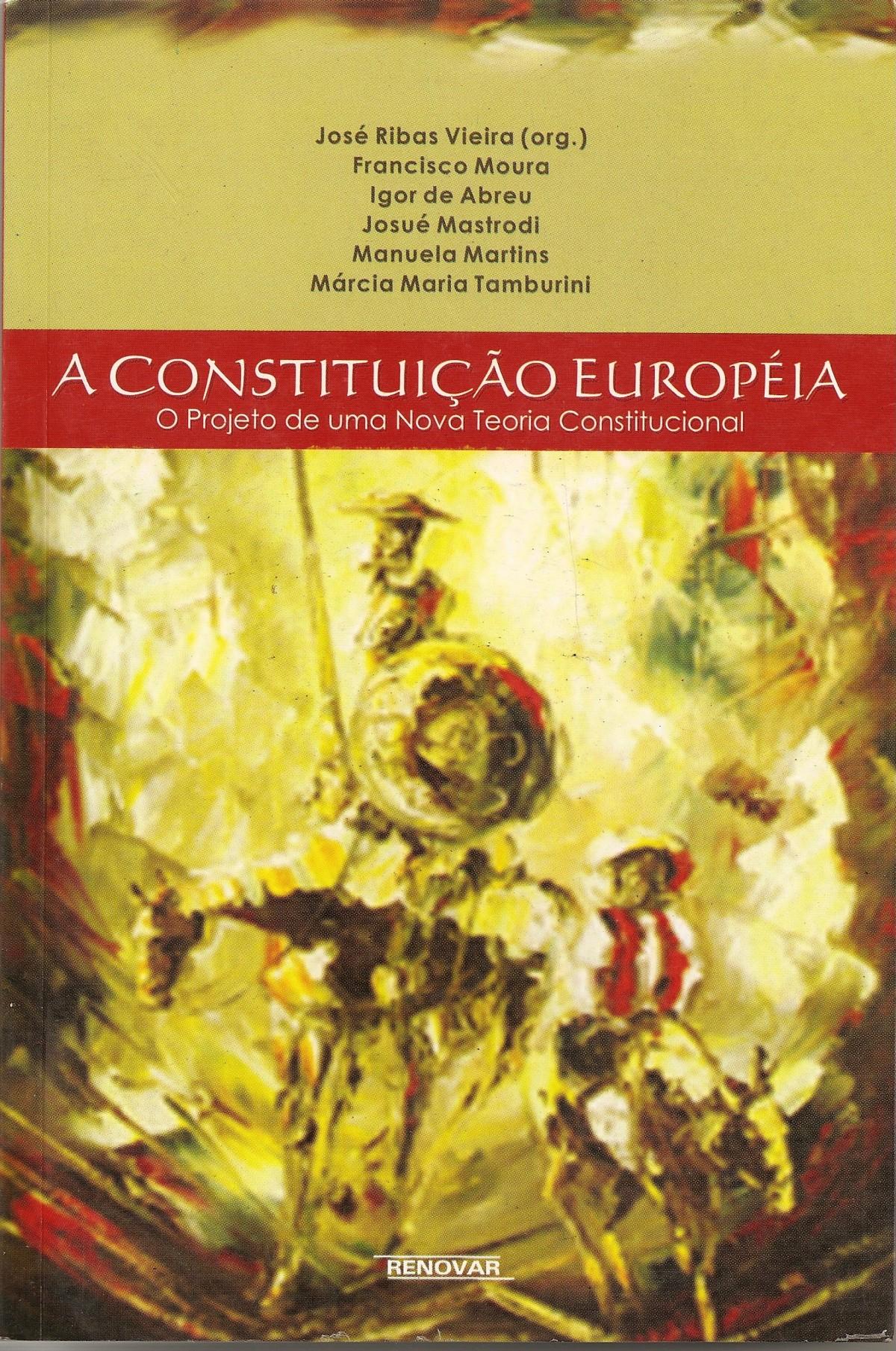 Foto 1 - A Constituição Europeia
