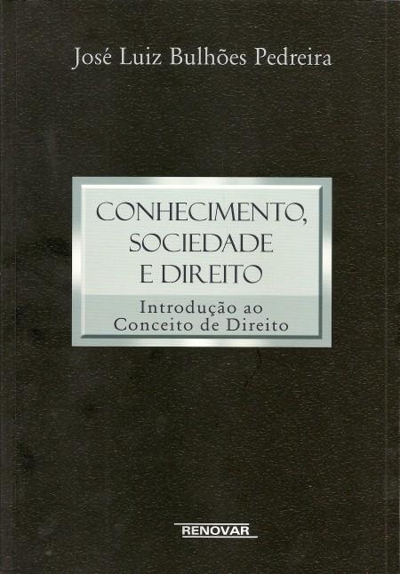 Foto 1 - Conhecimento, Sociedade e Direito