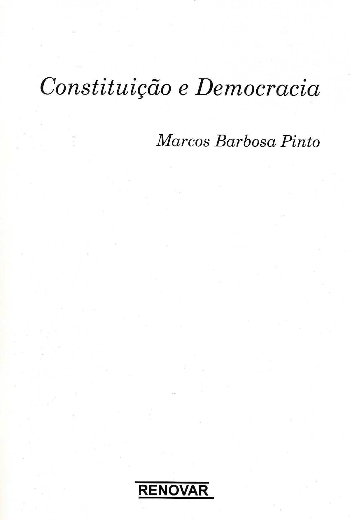 Foto 1 - Constituição e Democracia