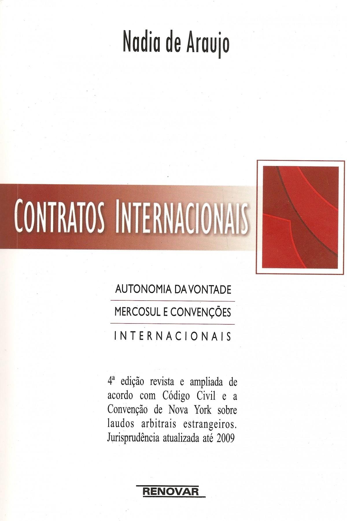 Foto 1 - Contratos Internacionais