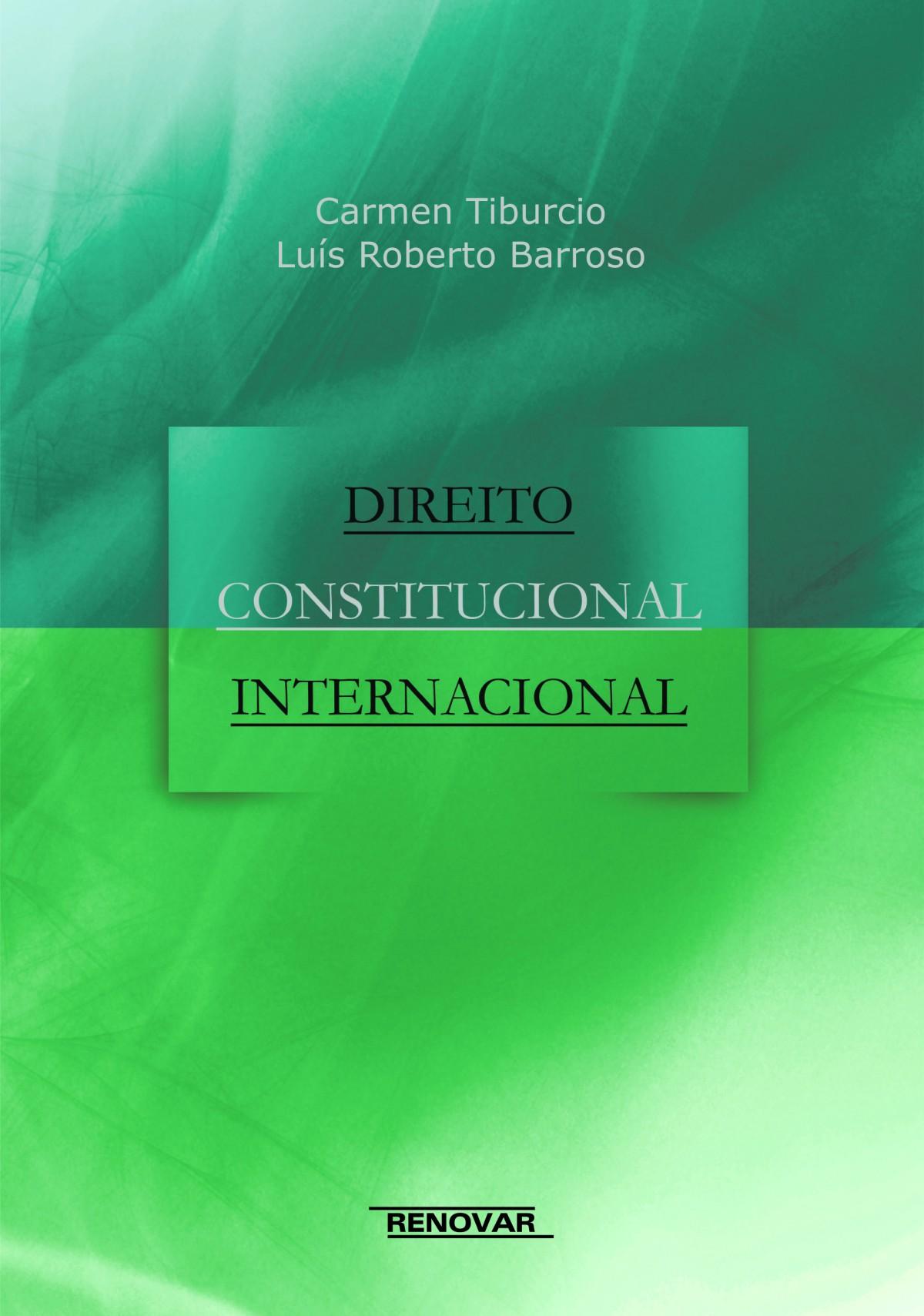 Foto 1 - Direito Constitucional Internacional