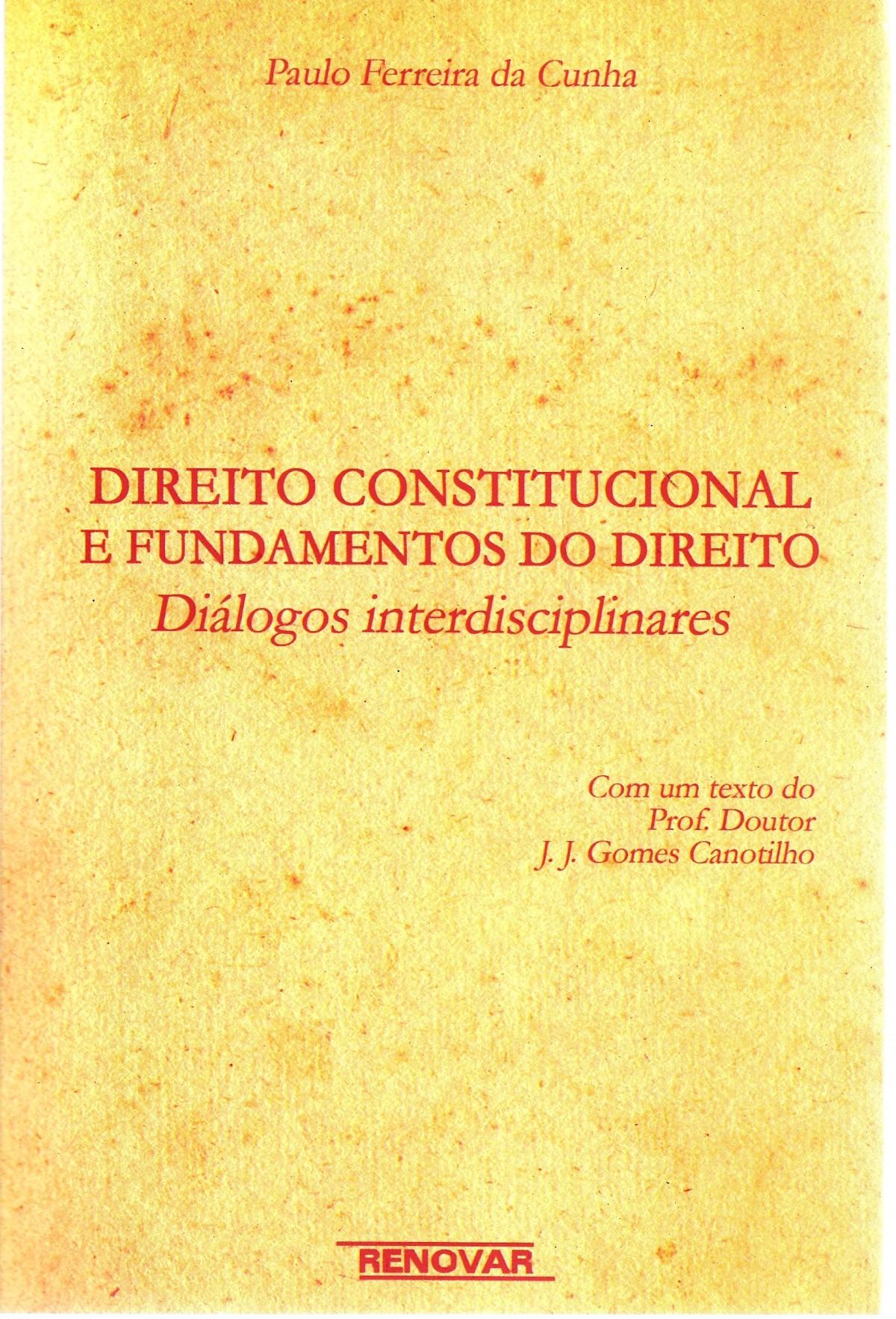 Foto 1 - Direito Constitucional e Fundamentos do Direito