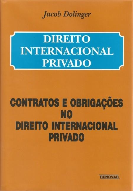Foto 1 - Direito Internacional Privado - Contratos e Obrigações no Direito Internacional
