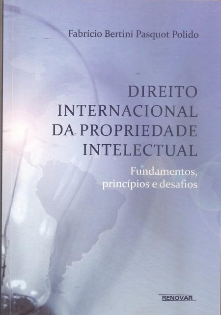 Foto 1 - Direito Internacional da Propriedade Intelectual