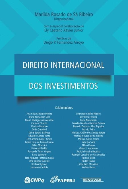 Foto 1 - Direito Internacional dos Investimentos