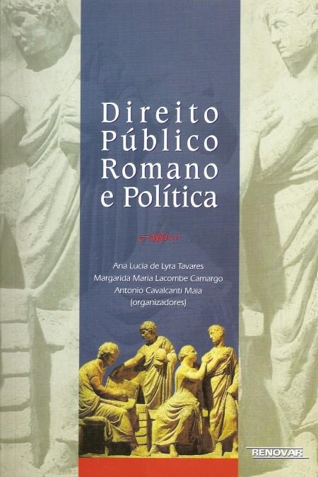 Foto 1 - Direito Público Romano e Política