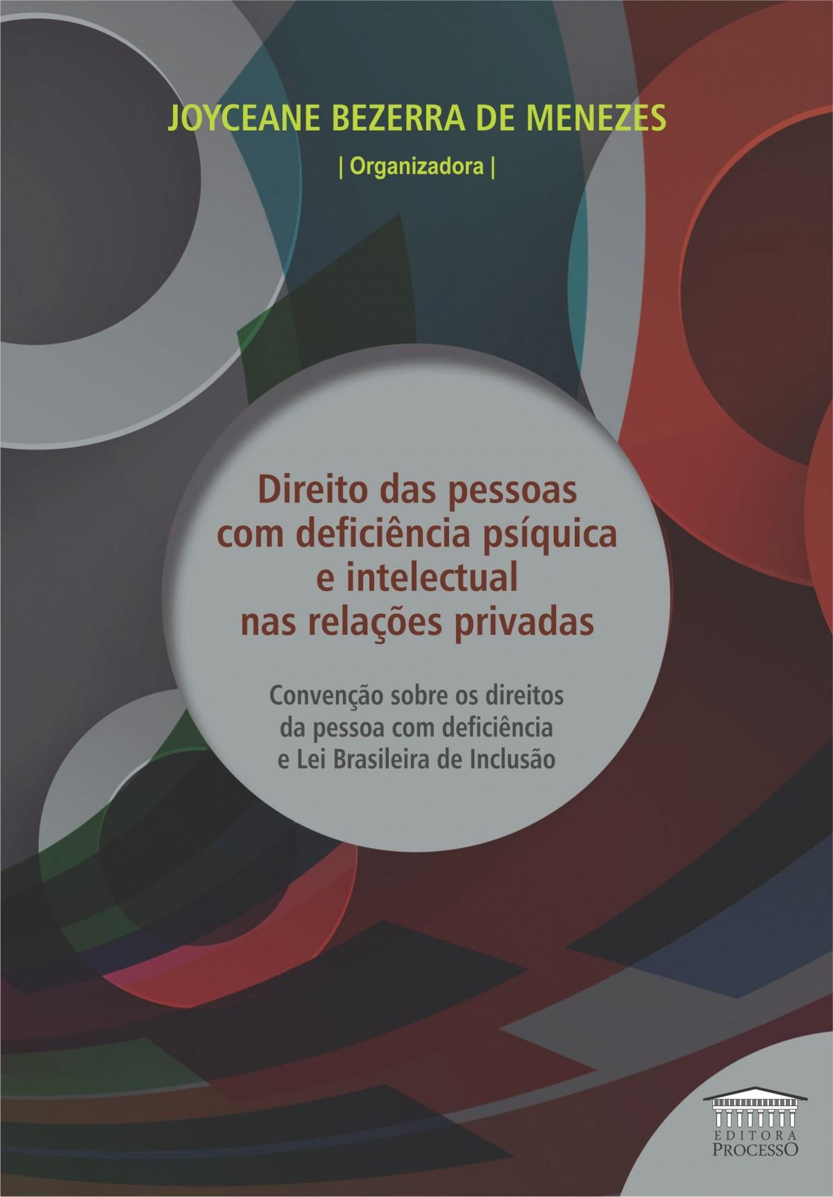 Foto 1 - Direito das pessoas com deficiência psíquica e intelectual nas relações privadas