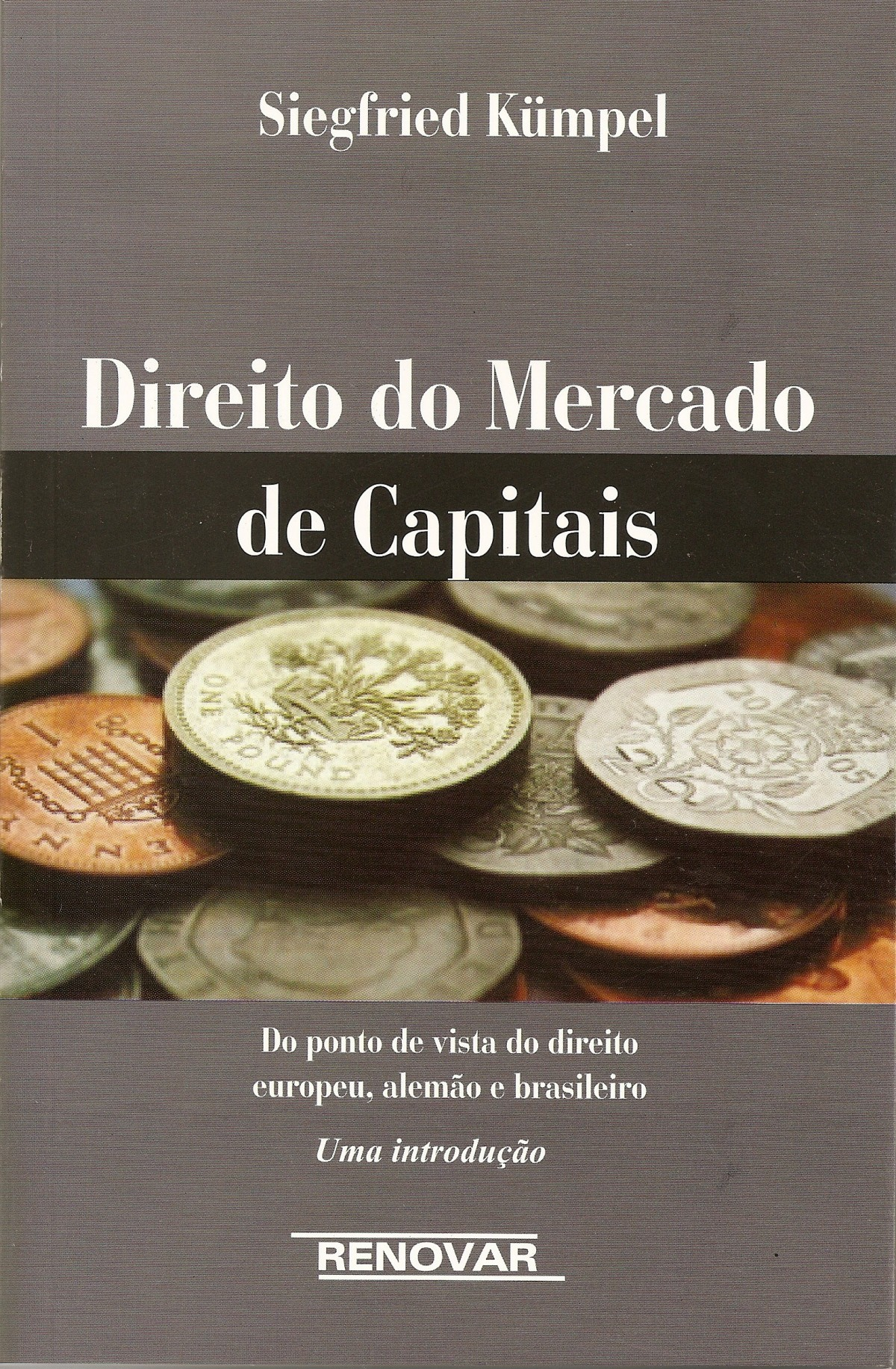 Foto 1 - Direito do Mercado de Capitais