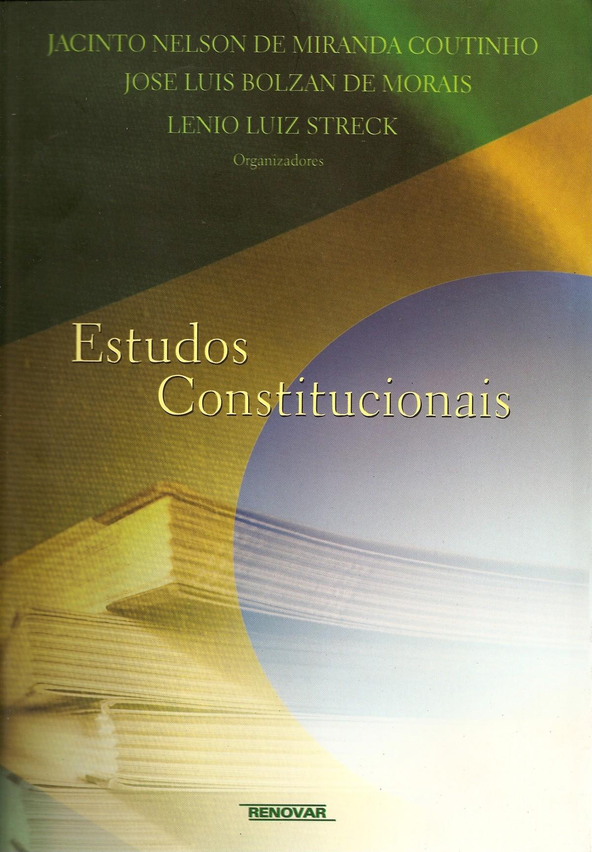 Foto 1 - Estudos Constitucionais