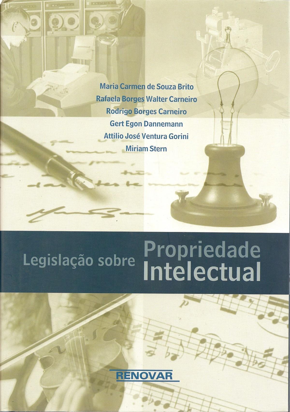Foto 1 - Legislação Sobre Propriedade Intelectual