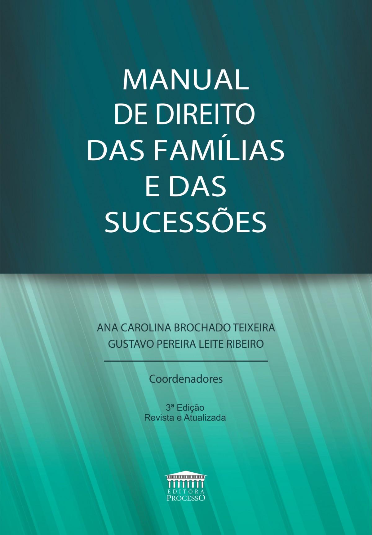 Foto 1 - Manual de Direito das Famílias e das Sucessões