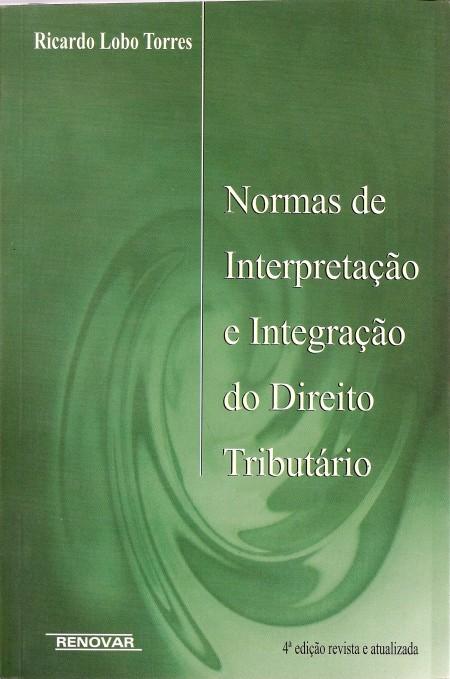 Foto 1 - Normas de Interpretação e Integração do Direito Tributário