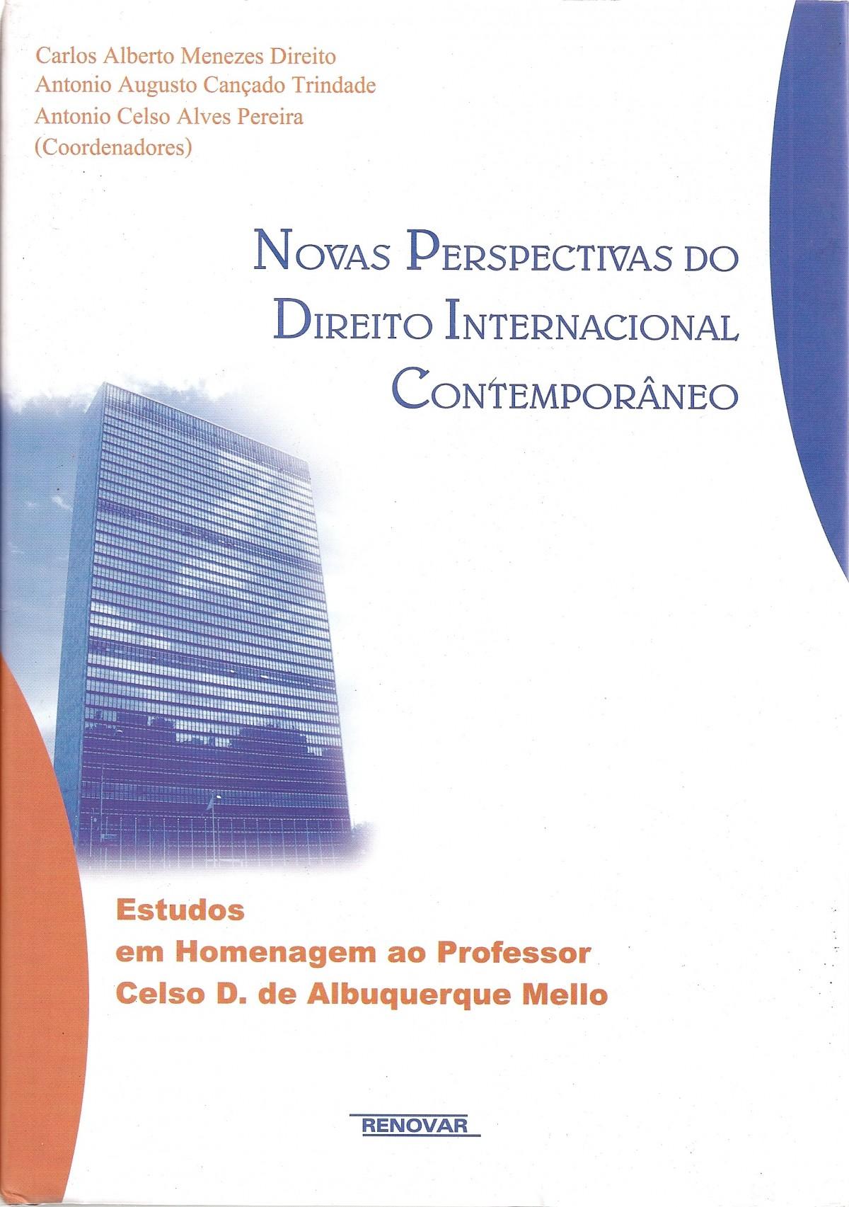 Foto 1 - Novas Perspectivas do Direito Internacional Contemporâneo
