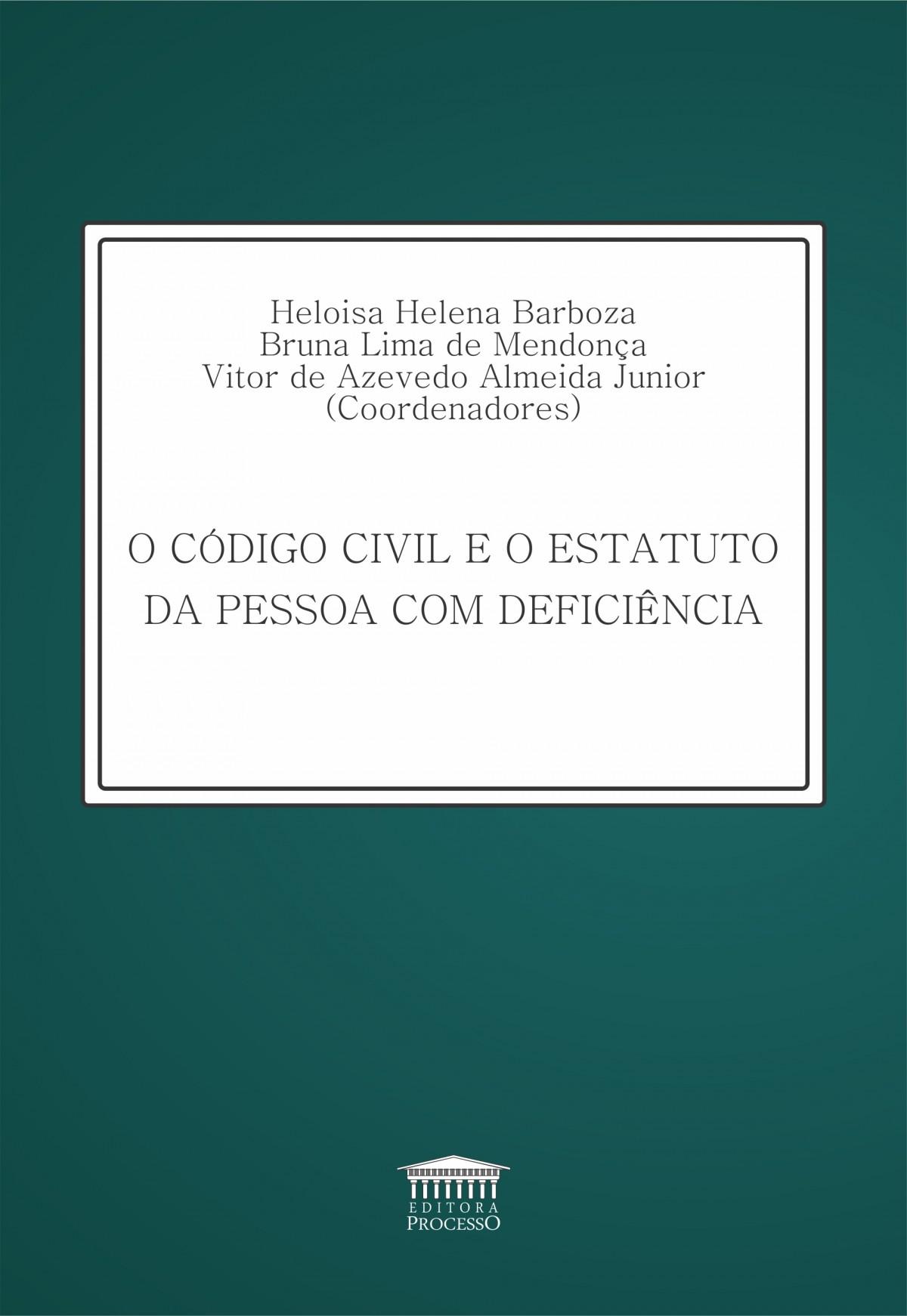 Foto 1 - O Código Civil e o Estatuto da Pessoa com Deficiência