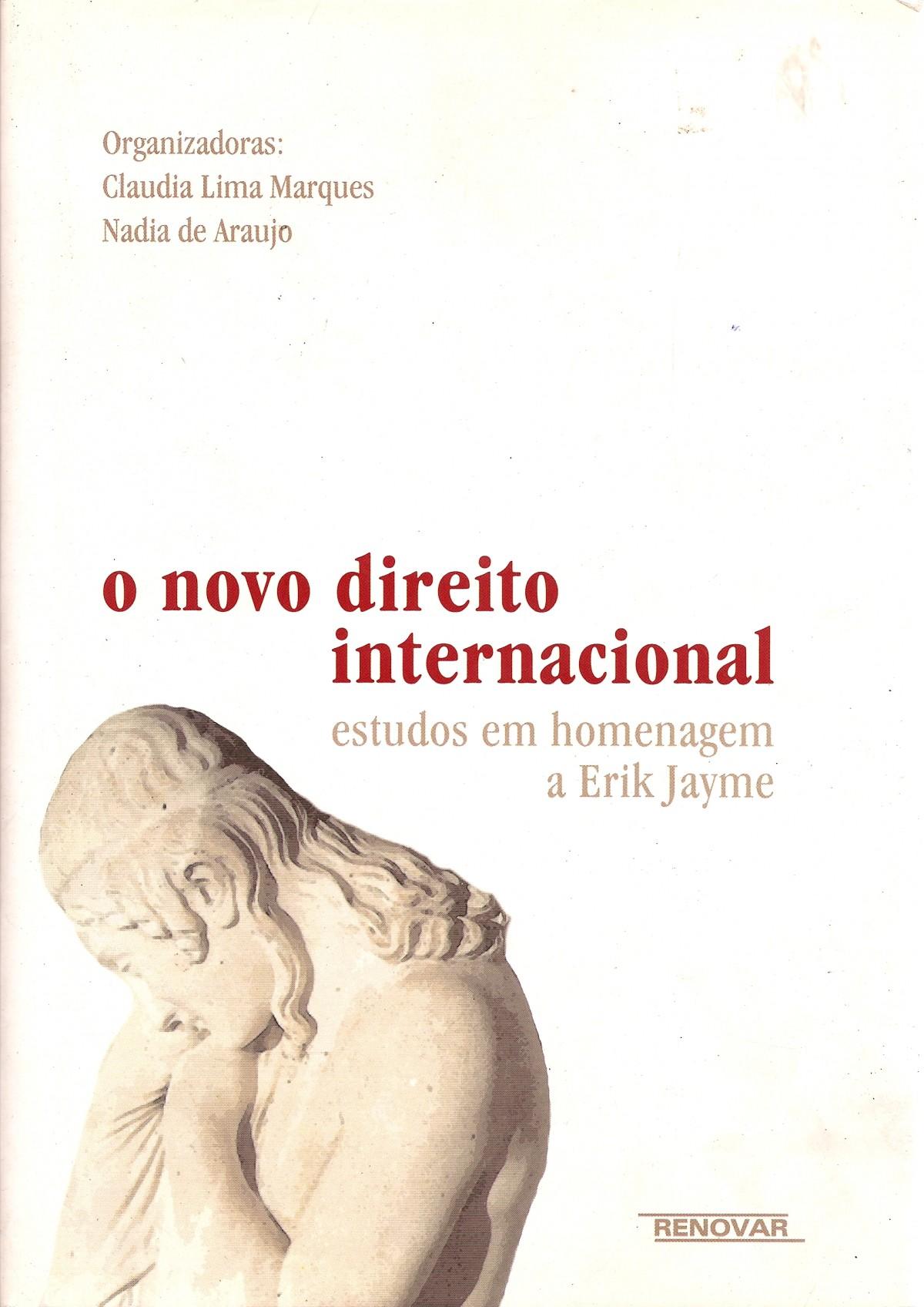 Foto 1 - O Novo Direito Internacional