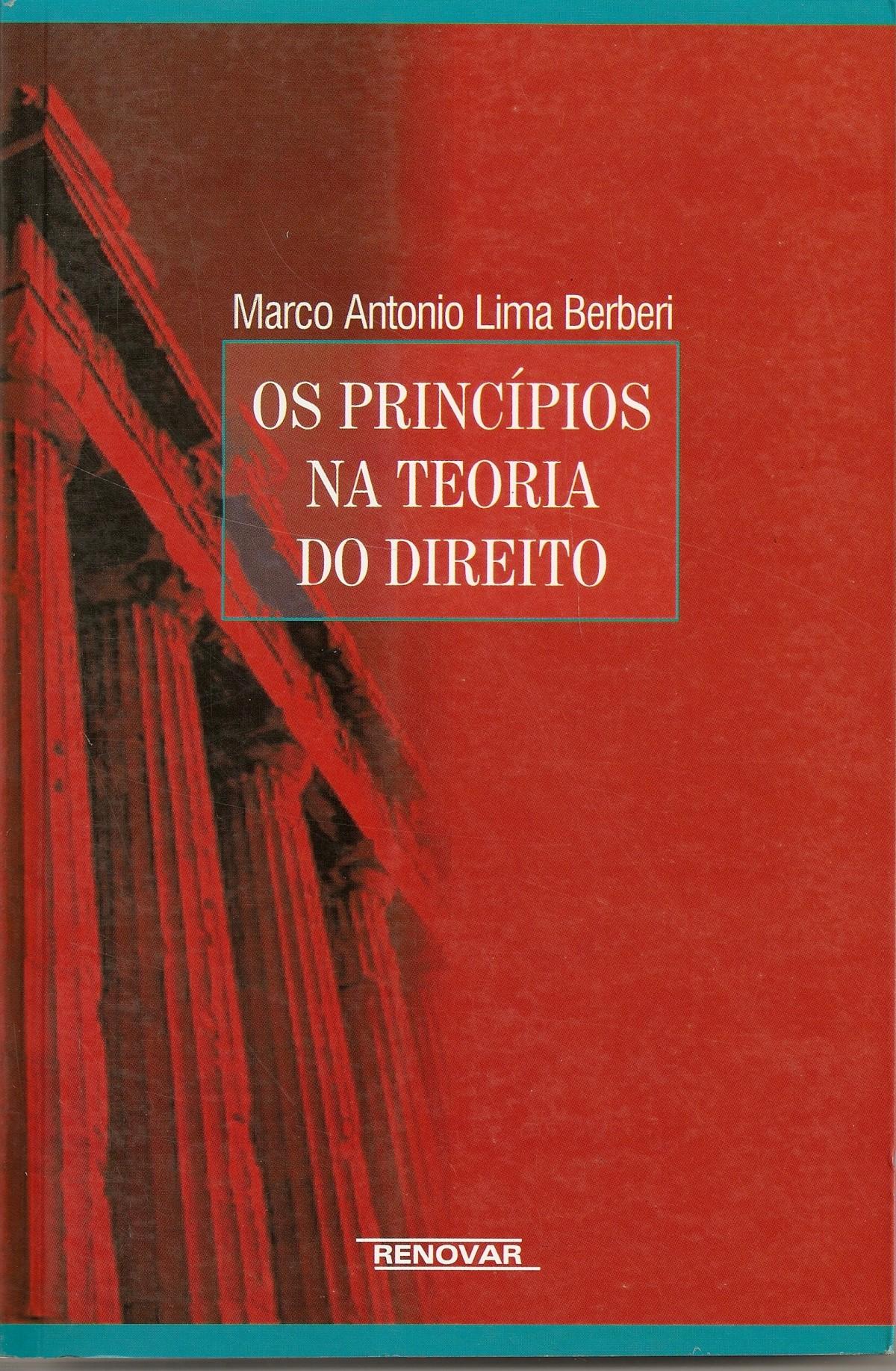 Foto 1 - Os Princípios na Teoria do Direito