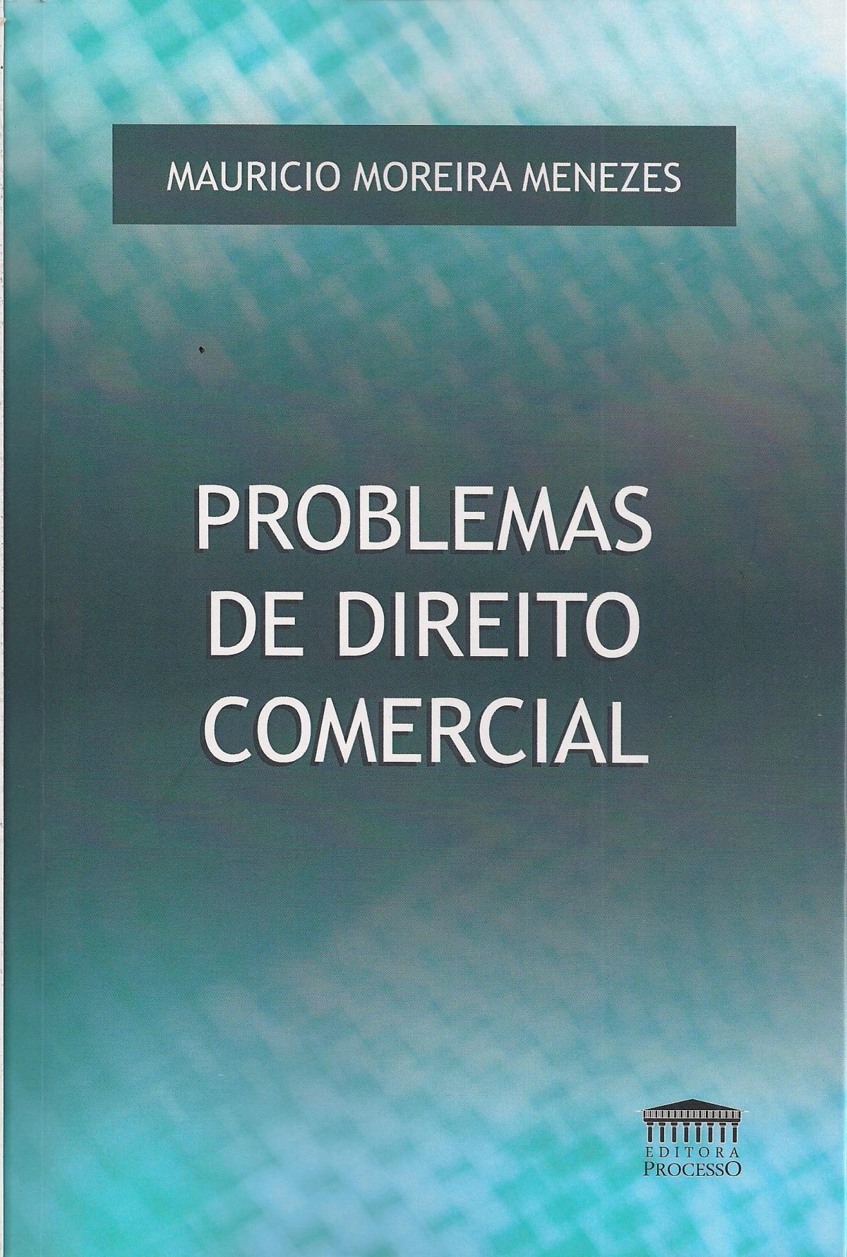 Foto 1 - Problemas de Direito Comercial