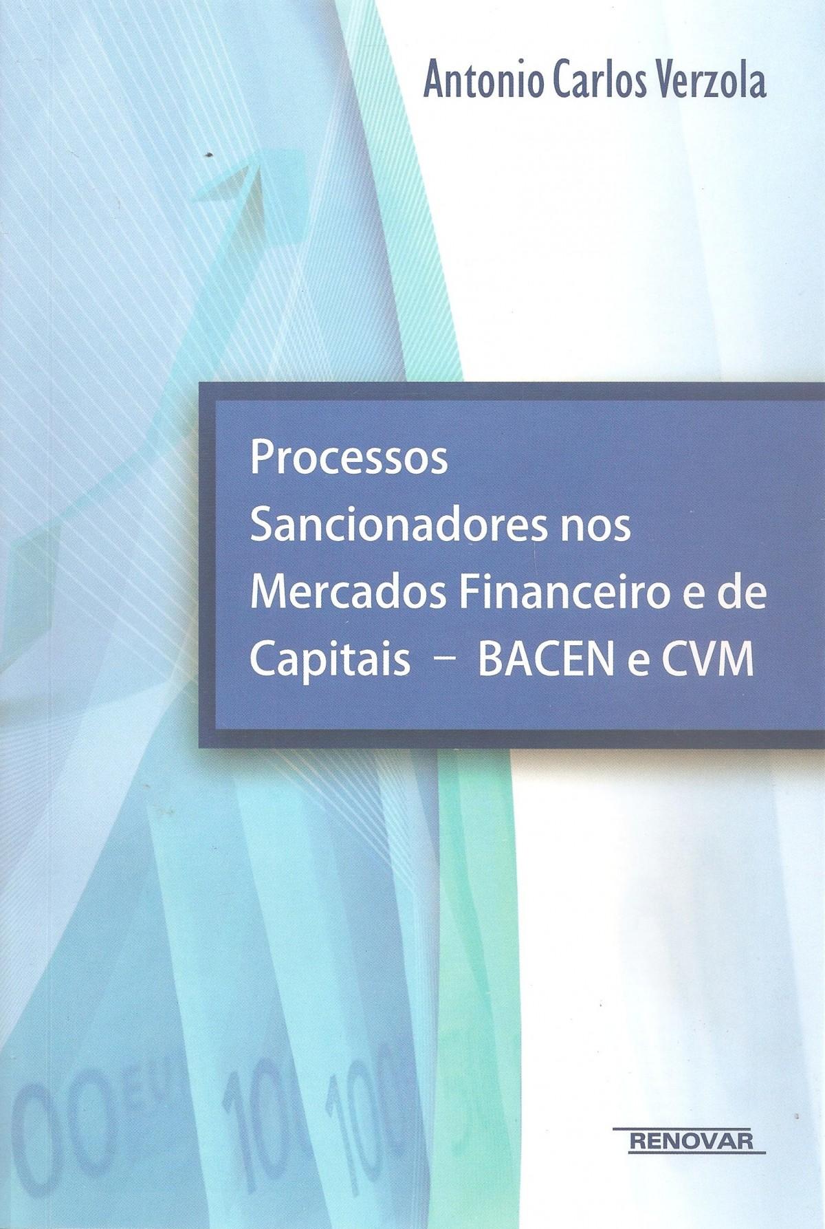 Foto 1 - Processos Sancionadores nos Mercados Financeiro e de Capitais