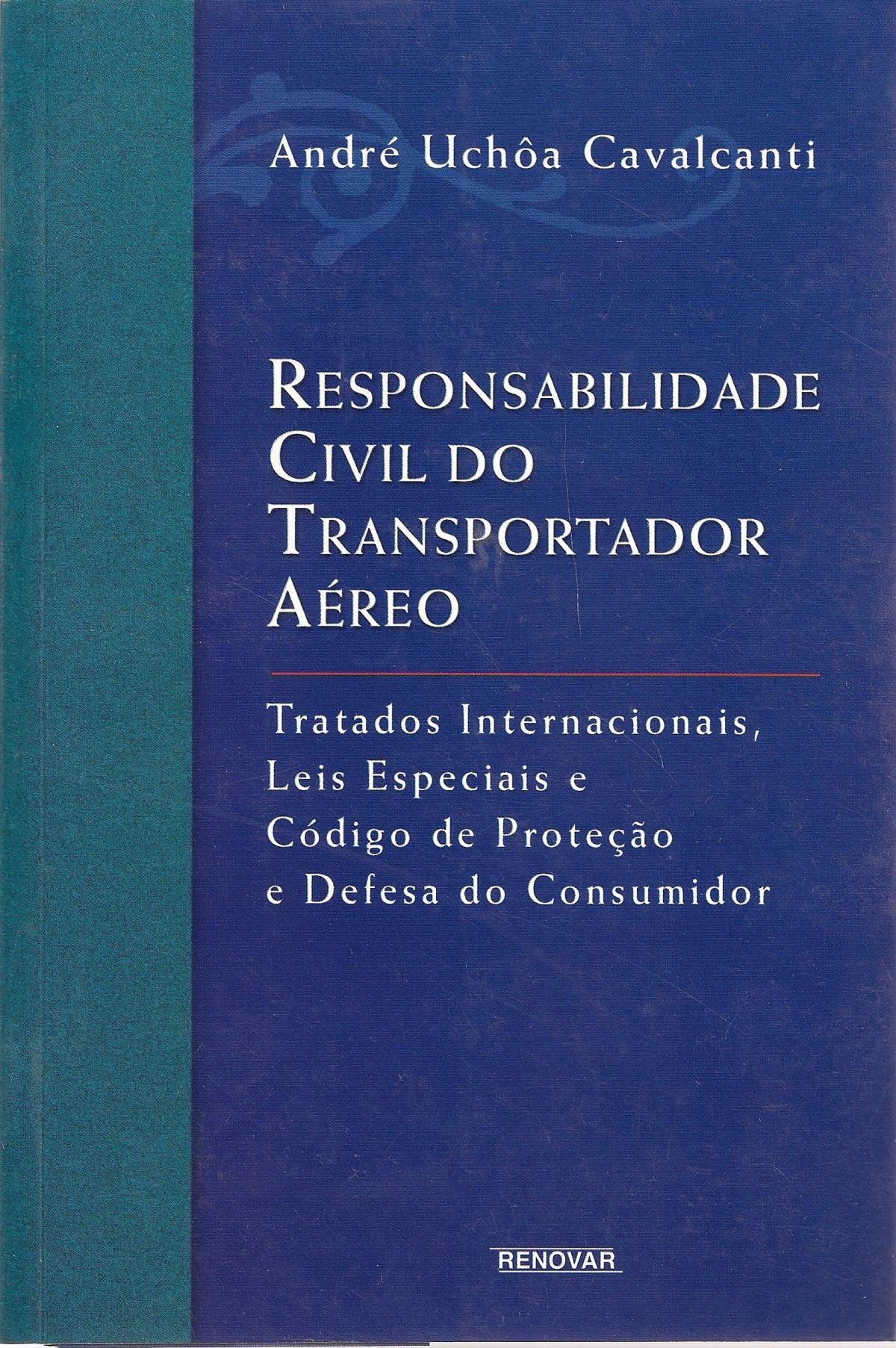 Foto 1 - Responsabilidade Civil do Transportador Aéreo