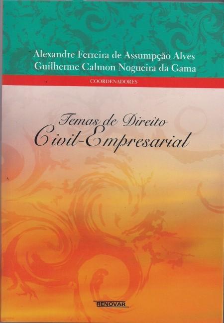 Foto 1 - Temas de Direito Civil-Empresarial