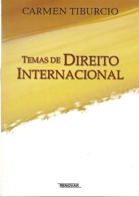 Foto 1 - Temas de Direito Internacional