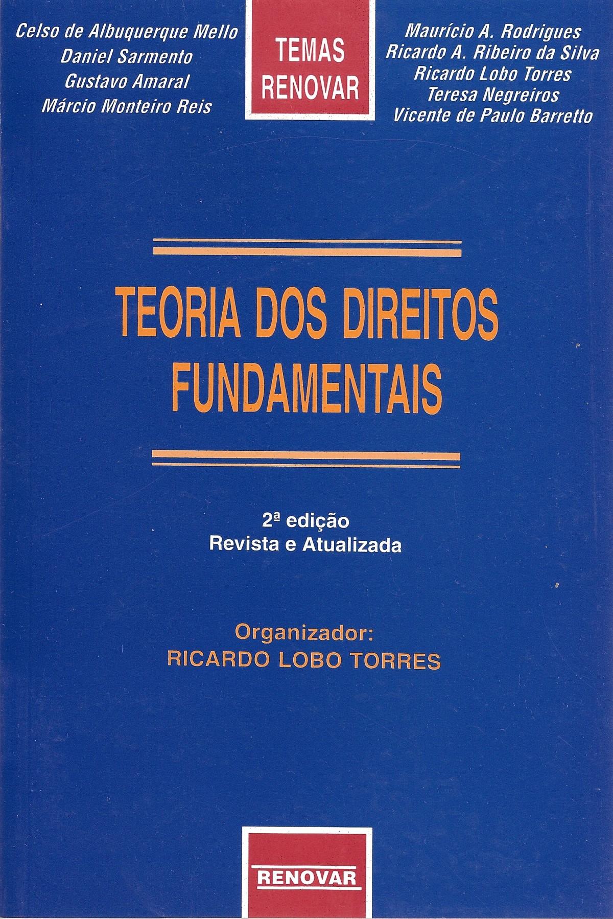 Foto 1 - Teoria dos Direitos Fundamentais