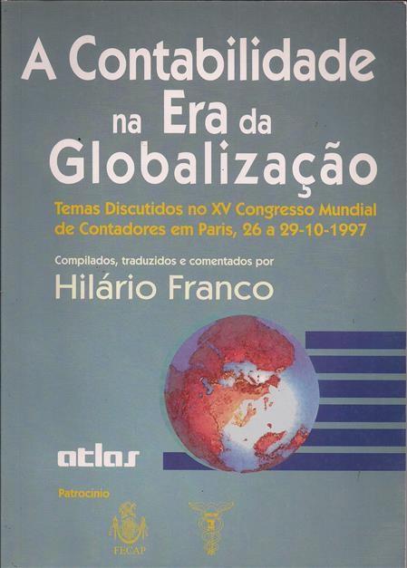 Foto 1 - A Contabilidade na Era da Globalização