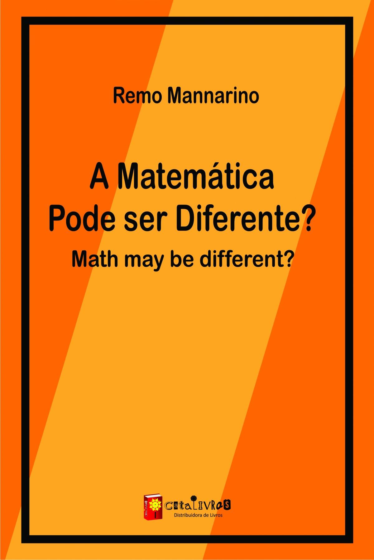 Foto 1 - A Matemática pode ser Diferente? Math may be different?