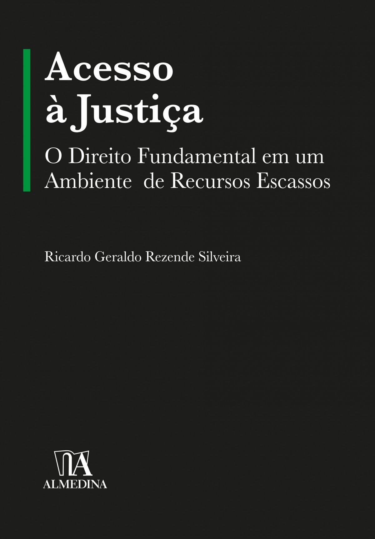 Foto 1 - Acesso à Justiça - O Direito Fundamental em um Ambiente de Recursos Escassos