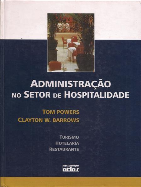 Foto 1 - Administração no Setor de Hospitalidade