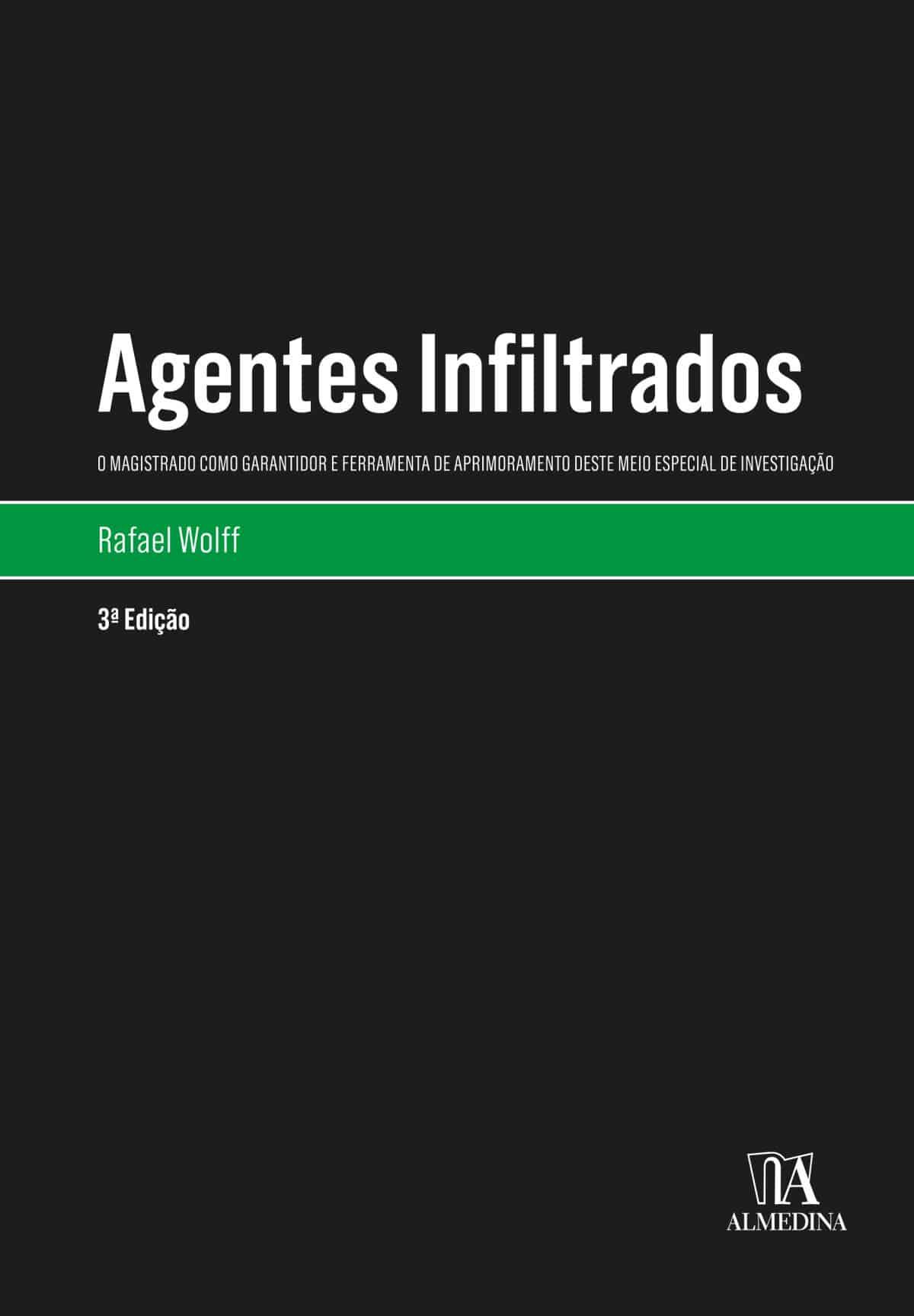 Foto 1 - Agentes Infiltrados - 3ª edição