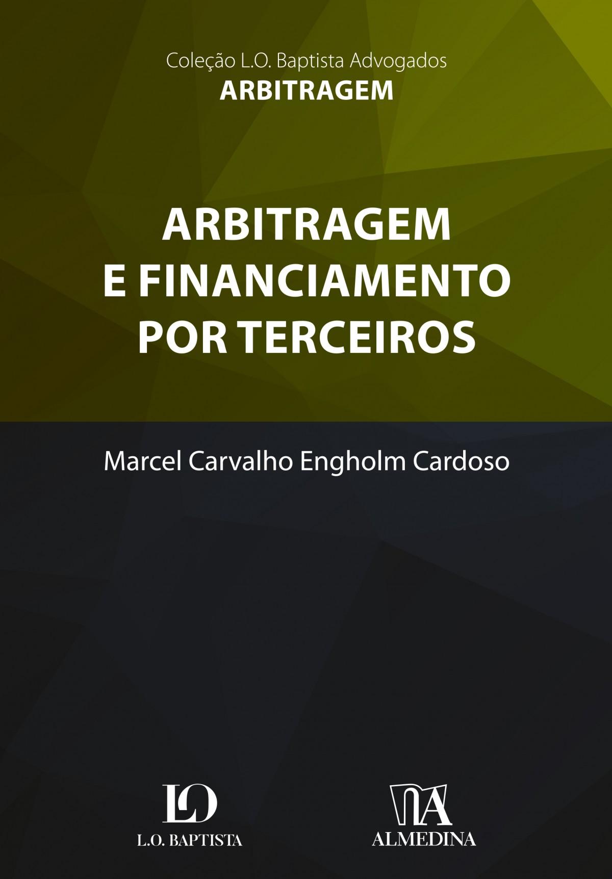 Foto 1 - Arbitragem e Financiamento por Terceiros