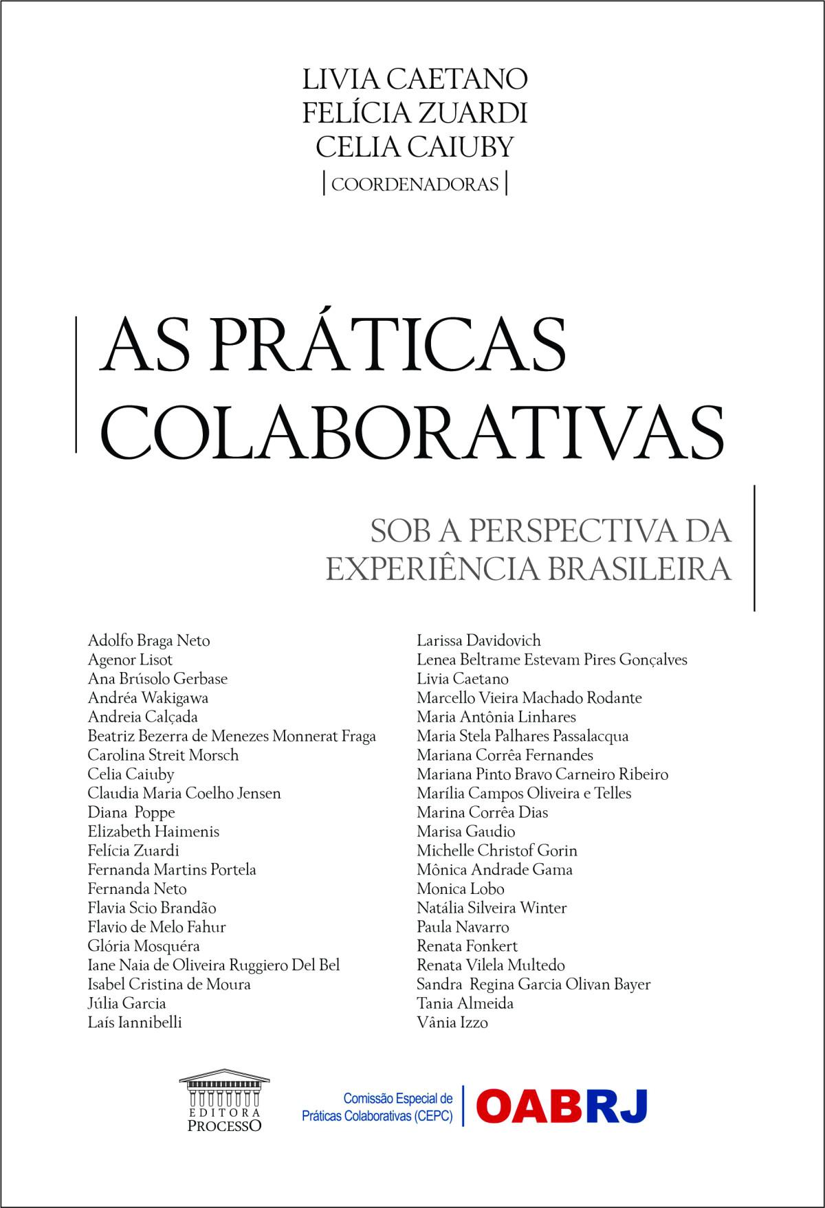 Foto 1 - As Práticas Colaborativas Sob a Perspectiva da Experiência Brasileira