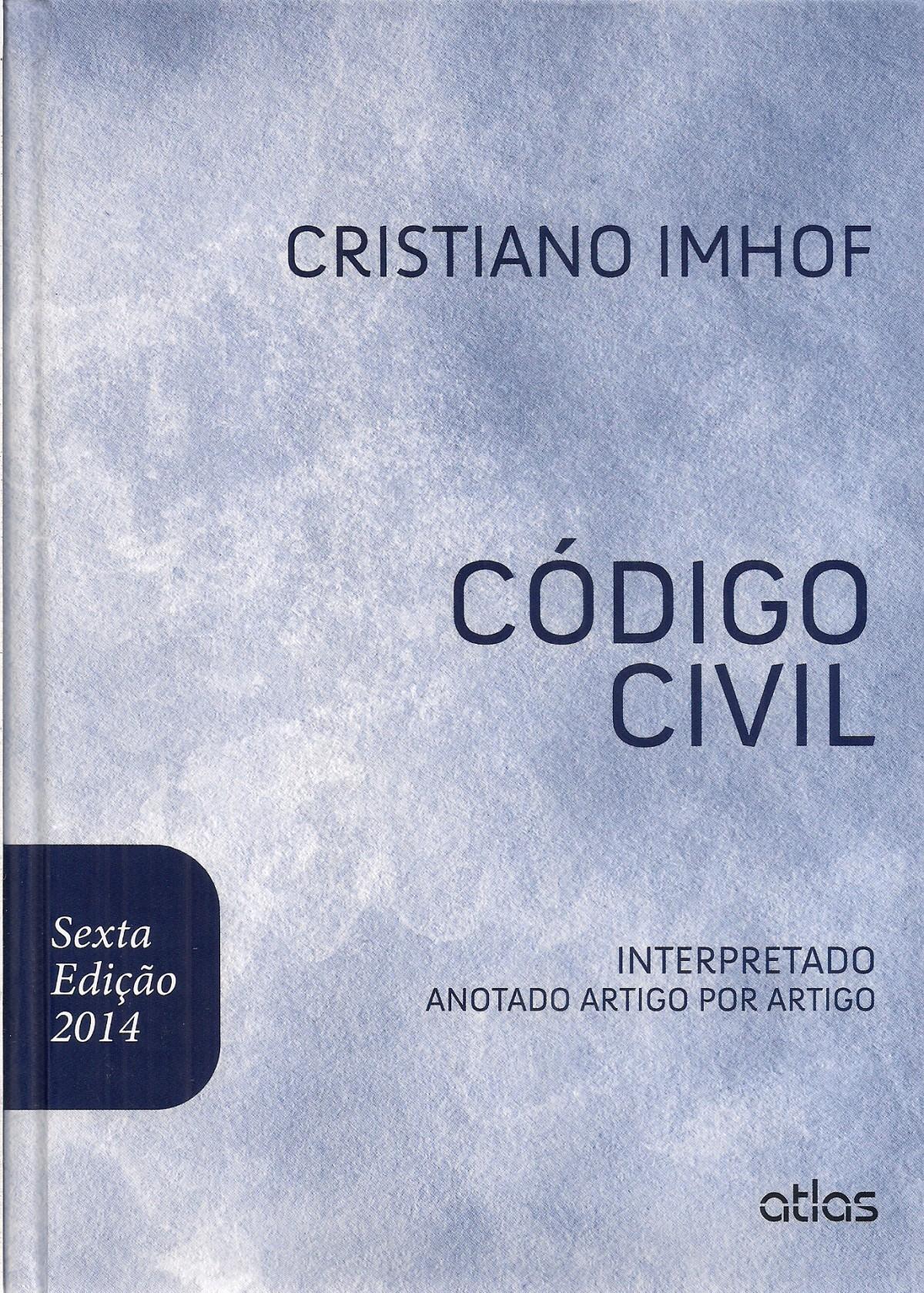 Foto 1 - Código Civil