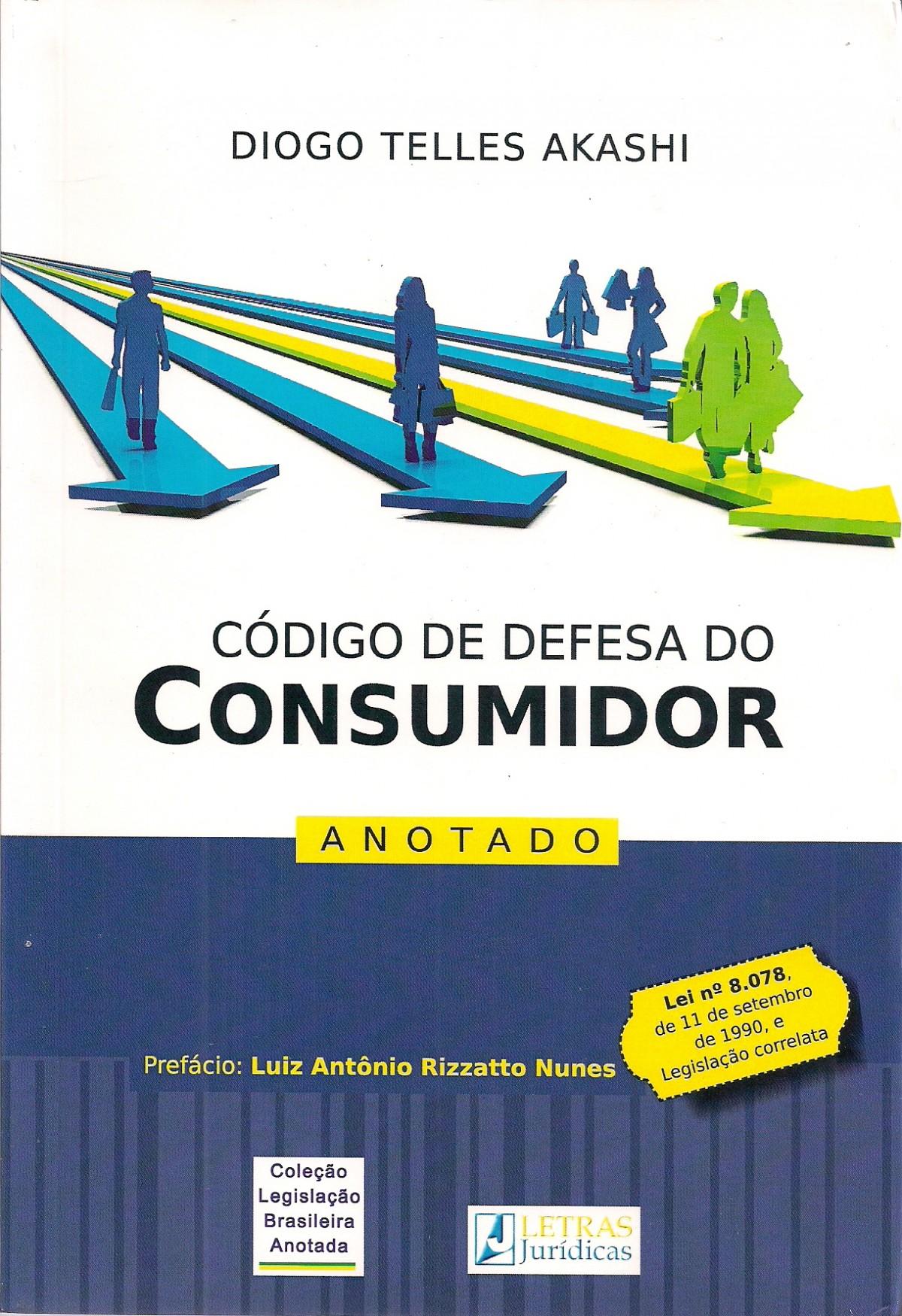 Foto 1 - Código de Defesa do Consumidor - Anotado
