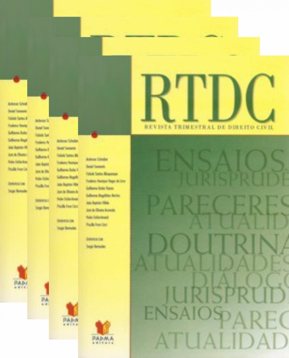 Foto 1 - Coleção RTDC - 52 Volumes
