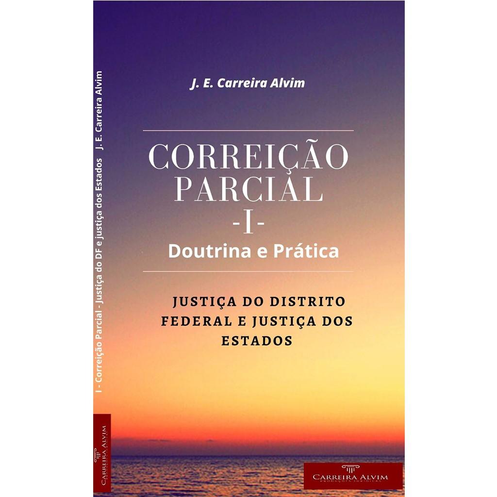 Foto 1 - Correição Parcial Vol. I