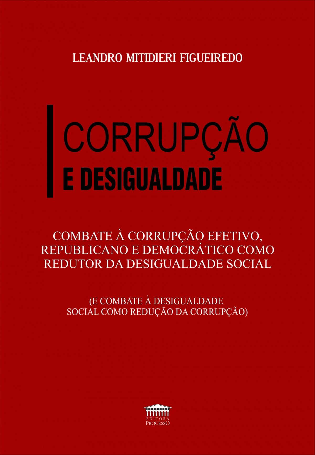 Foto 1 - Corrupção e Desigualdade