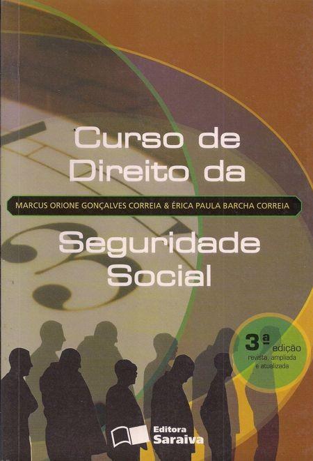 Foto 1 - Curso de Direito da Seguridade Social